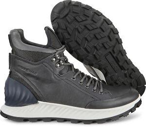 NEW ! ECCO Exostrike Size:U.S.9-9.5/EUR 43 Hydromax Mens Shoes Color Magnet
