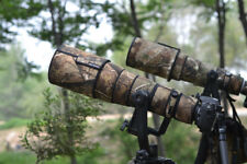 ROLANPRO Lens Clothing Camouflage Rain Cover Nikon AF-S 500mm f/4G ED VR (I&II)