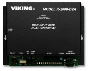 Viking Electronics Multi-input Voice Dialer/Annou