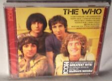 CD THE WHO Icon Greatest Hits NEW MINT SEALED