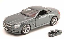 Modellino Auto Scala 1:24 Burago MERCEDES SL 500 R231 diecast modellismo statico