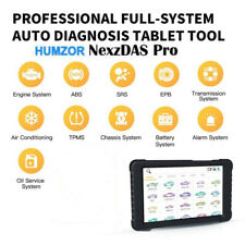 OBD2 Scanner Humzor NexzDAS Pro 10inch Tablet Full System Auto Diagnostic Tool