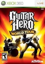 Guitar Hero: World Tour (Microsoft Xbox 360, 2008) FREE SHIPPING