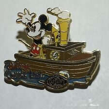 Disney Cruise Line DCL Captain's Choice 2008 Tugboat Boat Mickey 1st Release Pin