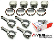Cosworth YB 0.5mm 4 FORGED WRC / Long rod pistons, Steel Rods, MAHLE big ends