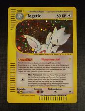Togetic Holo Aquapolis Near Mint To Mint German Pokemon Card