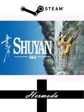 Clave de vapor saga Shuyan ™ - para PC o Mac (el mismo día de despacho)