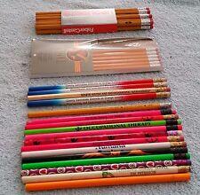 35 Vintage Pencils (12) Faber Castell (6) Berol Eagle (17) Assorted Unsharpened