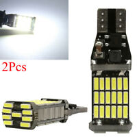 Bulb LED Canbus Turn Signal Lamp T15 W16W 45 SMD 4014  Car Reverse Back Light
