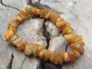 baltic amber bead bracelet  needs new elastic