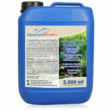 (4,80€/1l) Flüssiges AKTIV Filtermedium Aquarium 5L Kanister Wasseraufbereiter