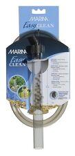"""Marina Easy Clean Mini Fish Turtle Aquarium 10"""" Inch Gravel Cleaner Vacuum"""