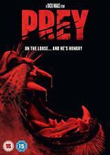 PREY di Dick Maas DVD Horror in Inglese/Olandese NEW .cp