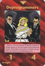 ILLUMINATI:New World Order-Steve Jackson-Lot 69-1 Card