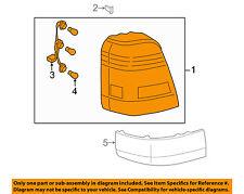 SUBARU OEM 99-00 Forester-Taillight Tail Light Lamp Assy Left 84201FC011