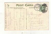 EDW.VII. 1909. ABERYSTWYTH  DUPLEX POSTMARK.PLEASE SEE PICTURE