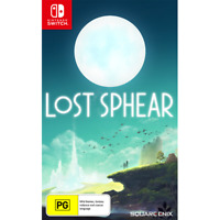 Lost Sphear Nintendo Switch NS Brand New AU Stock Free Post
