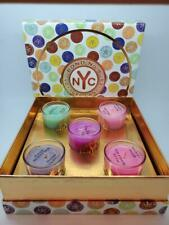 Bond no.9 voyager candle set 5 scented candles