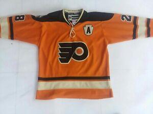 2012 NHL Winter Classic claude GIROUX Philadelphia Flyers Reebok size 54 Jersey
