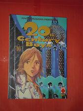 20TH CENTURY BOYS- N° 10  PANINI -naoki urasawa -entra -DISPONIBILI MOLTI- 21 TH