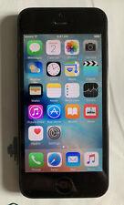 iPhone 5 - 32 Go - Noir - Désimlocké (BATTERIE NEUVE) + Coque Neuve OFFERTE
