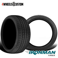 2 X New Ironman iMove Gen 2 AS 225/35R19 88W High Performance Touring Tire