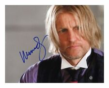 WOODY HARRELSON SIGNED AUTOGRAPHED A4 PP PHOTO POSTER