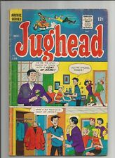 JUGHEAD  #139  VG+ VERY GOOD+ OW/WHITE PAGES   SILVER AGE  ARCHIE COMICS 1966