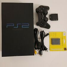 Sony PlayStation 2, ps2 Console (+ one wireless controller)