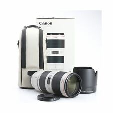 Canon EF 2,8/70-200 L IS USM III + TOP (232400)