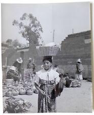 Pierre Verger - Guatemala - Solola - Tirage argentique 1930's -