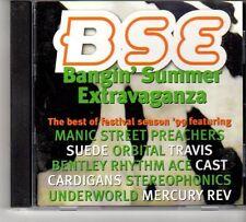 (FD596) Bangin' Summer Extravaganza - 1999 Select Magazine CD