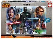 Educa Disney Jigsaw Puzzle Star Wars 3000 Pcs #16321