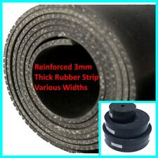 RUBBER STRIP 75MM WIDE x 3MM THICK X 5MTR LENGTH