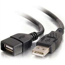C2G / Cables To Go 52107 USB 2.0 A Male to A Female Extension Cable 2 Meter