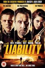 The Liability (DVD, 2013) Tim roth