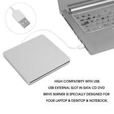 USB External Slot DVD CD RW Drive Burner Superdrive Apple MacBook Pro Air iMac