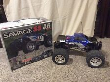 HPI Savage SS 4.6 Big Block With Alot Of Extras
