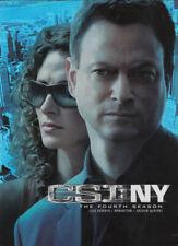 CSI : NY - SEASON 4 (BILINGUAL) (BOXSET) (DVD)