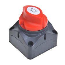 Batteriehauptschalter, Trennschalter,   12 - 48 Volt, 275 - 1250 AH, 347036