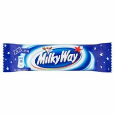 Full Box of 56 Standard Milky Way Bars 21.5g Free P&P Only £14.49