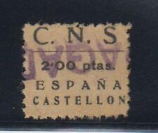 CASTELLÓN.  2 PTAS CNS  FORMATO PEQUEÑO