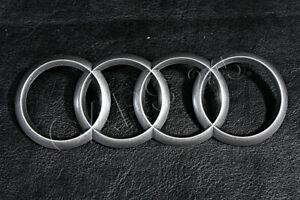 Genuine Engine Cover Emblem Logo Audi A1 A3 A4 A5 A8 Q3 Q7 A7 TT Mk2 2009-