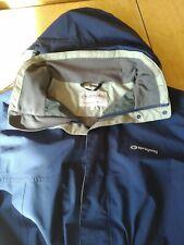 Sprayway Goretex Waterproof Jacket - in Navy - Size Large