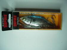 1 Bouchons et poissons nageurs bleus pour la pêche