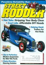 2010 Street Rodder Magazine: Strip Body Clean/DIY Hoods/Trailers for Hot Rods
