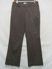 D7952 Coldwater Creek Brown Natural Fit High Grade Stretch Jeans Women's 31x29