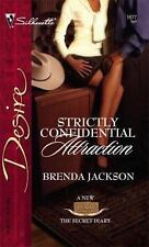 Strictly Confidential Attraction (Texas Cattleman's Club: The Secret) ( Jackson,