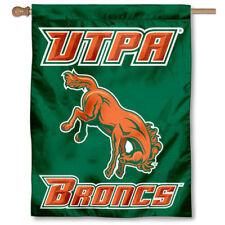 UTPA Broncs Banner Flag