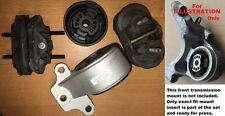Suzuki XL-7 2007 2008 3.6L Complete Motor Mount Set w/ Front Transmission Insert